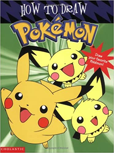 How To Draw Pokemon Tracey West 8601404330049 Amazon Com Books