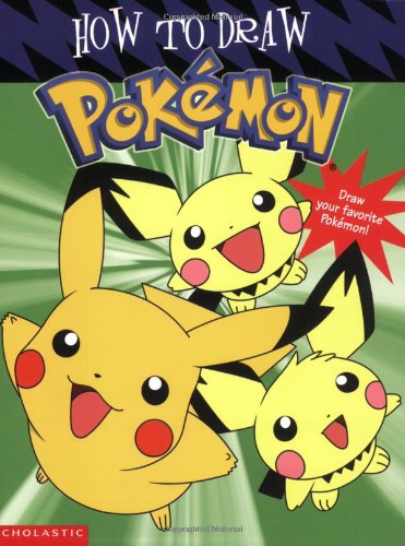 How to Draw Pokemon Book for Pokeman Fans