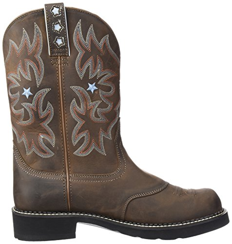 Brown Probaby Western Driftwood Cowboy Ariat Boot Women's w5xP6qnAOY