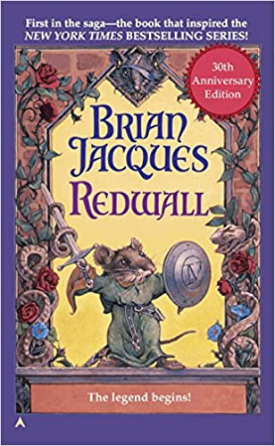 Lot of 15 Redwall Series Books by Brian Jacques (Paperbacks)
