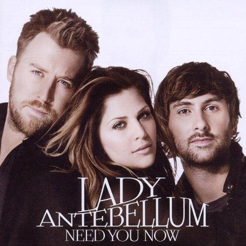 CD : Lady Antebellum - Need You Now (United Kingdom - Import)