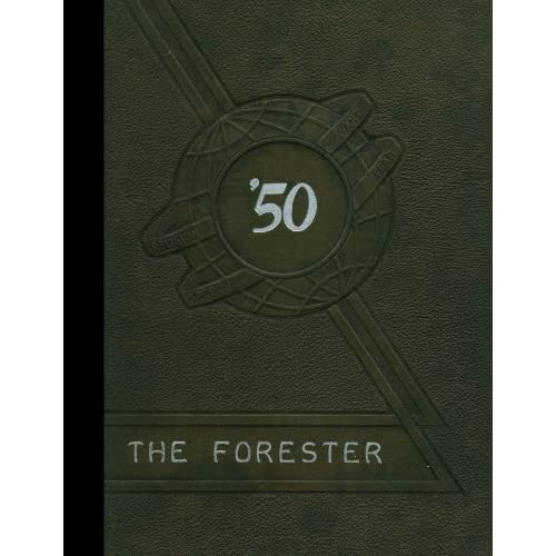 (Reprint) 1950 Yearbook: Forest High School, Forest, Louisiana Forest High School 1950 Yearbook Staff