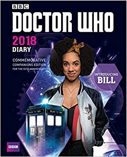 Doctor Who Diary 2018: Amazon.co.uk: Bbc: 9781875696901: Books