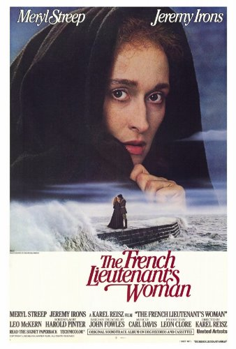 - The French Lieutenant's Woman 27 x 40 Movie Poster - Style A