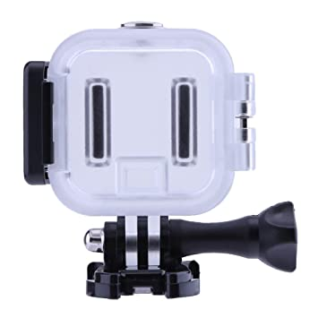 Asiright - Funda impermeable transparente para cámara de ...