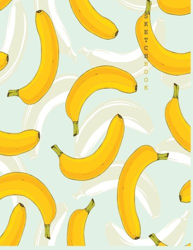Sketch book: Love fruit cover (8.5 x 11)  inches 110 pages, Blank Unlined Paper for Sketching, Drawing , Whiting , Journaling & Doodling (Love fruit ... (8.5 x 11) (Whiting Salad)