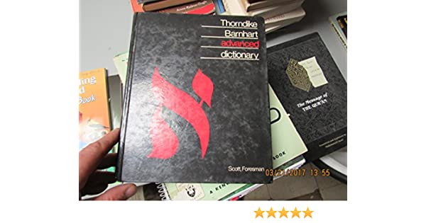 scott foresman advanced dictionary