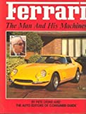 Ferrari : The Man and His Machines, Lyons, Pete, 0881765260