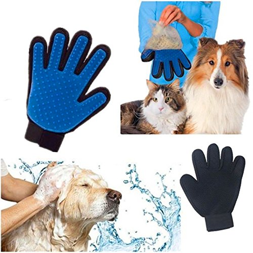 JD Million shop 1 Pc Pet Cleaning Brush Dog Massage Hair Removal Grooming Magic Deshedding Glove For Dogs True Pet Touch Drop Shipping Wholesale - Womens Feisty Queen Of Hearts Costumes