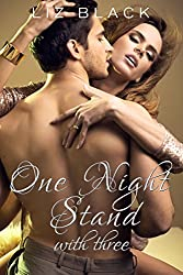 One Night Stand with three (MMF Menage Erotica)