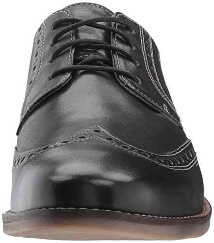 Mens Nunn Bush Charles Oxford Charcoal