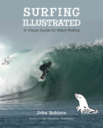 Surfing Illustrated: A Visual Guide to Wave Riding (International Marine-RMP) cover