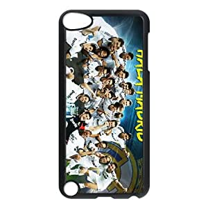 iPod Touch 5 Case Black Real Madrid jdx