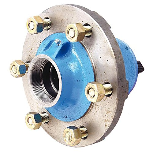 C9NN1104D Ford Tractor Parts Front Hub 5000, 5100, 5200, 7000, 7100, 7200, 5600, (5600 Front Hub)