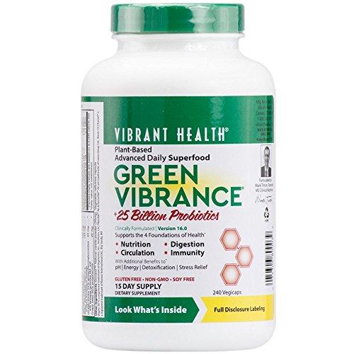 Vibrant Health Plant Based Superfood Probiotics product image
