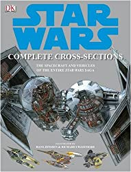 Star Wars Complete Cross Sections of Spacecraft & Vehicles