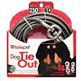 Boss Pet Products Tie Out Super Beast 40ft