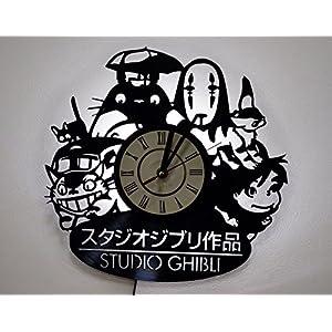 NICE STUFF ONLY Studio Ghibli Characters Wall Lights, Night...