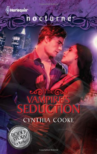 book cover of The Vampire\'s Seduction