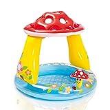 "Intex Mushroom Baby Pool, 40"" x 35"", for Ages 1-3"
