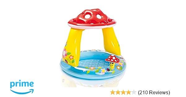 4116d768a Amazon.com: Intex Mushroom baby Pool, 40
