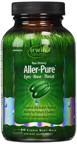 Irwin Naturals Aller Pure Diet Supplement, 60 Count