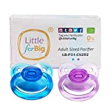 LittleForBig BigShield Adult Sized Pacifier Candy