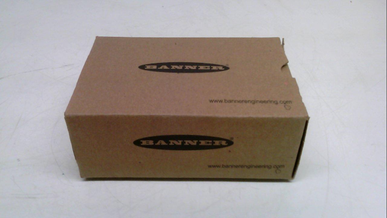 Banner Q45VR2LPQ Photoelectric Sensor 37001 NEW