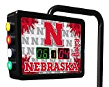 Nebraska Electronic Shuffleboard Scoring Unit - Officially Licensed