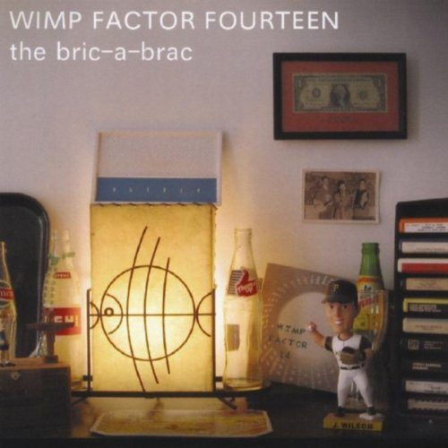 the bric a brac by wimp factor 14 on amazon music. Black Bedroom Furniture Sets. Home Design Ideas