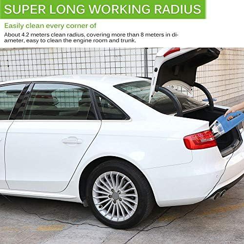 Aspirateur portablePortable Car Dust Vacuum Cleaner Handheld Vacuum Cleaner Wet Dry Dual-use Car Cleaning Tool Interior Accessories