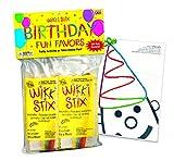 Toys : WikkiStix Birthday Fun Favors, Pack of 20 Molding & Sculpting Sticks