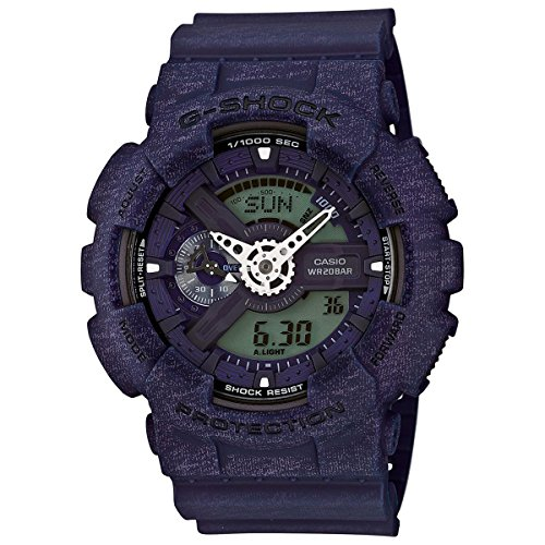 Casio G Shock Heathered Quartz GA110HT 2A