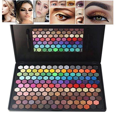 Best Pro Eyeshadow Palette Makeup - Matte + Shimmer 149 Colo