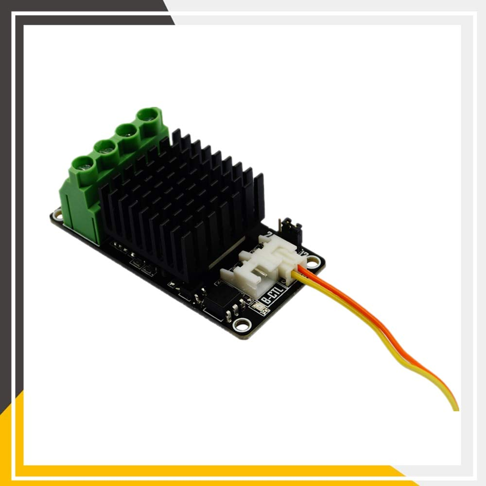3D Printer - 5pcs/lot Wholesale Price 3D Printer Parts High Power Heat Bed Mini MOS Expansion Module by 3d printer (Image #1)