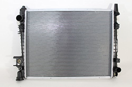02 dodge dakota radiator - 9