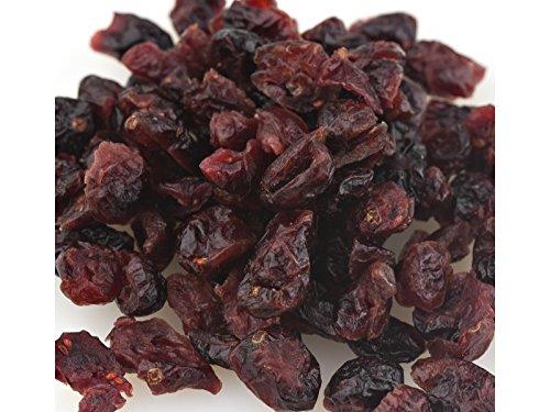 Bulk Fruits Organic Cranberries, 25-Pound by Bulk Fruits
