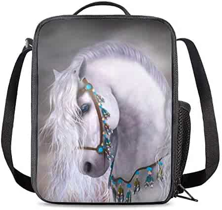 2b7e7da1206b Shopping Lunch Bags - Horses - Animals & Nature - Backpacks & Lunch ...