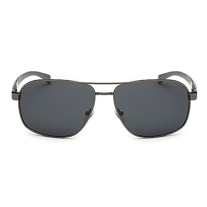 LUFA Polarizado protección UV400 Doble Puente unisex gafas ...