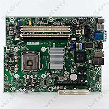 HP Compaq SOCKET 775 MOTHERBOARD 536884-001 536458-001 503363-000 for ELITE 8000 SFF (Sli Socket 775 Motherboard)