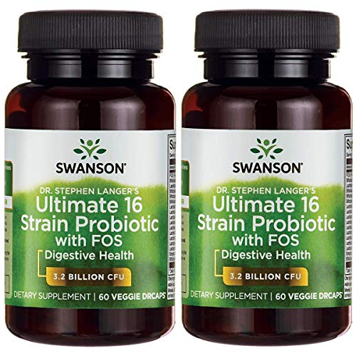 Swanson Probiotic with Prebiotic