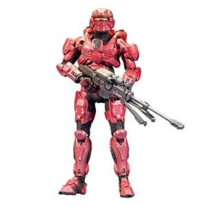 Halo 4 Series 1 - Figura articulada de guerrero Spartan (13 cm)
