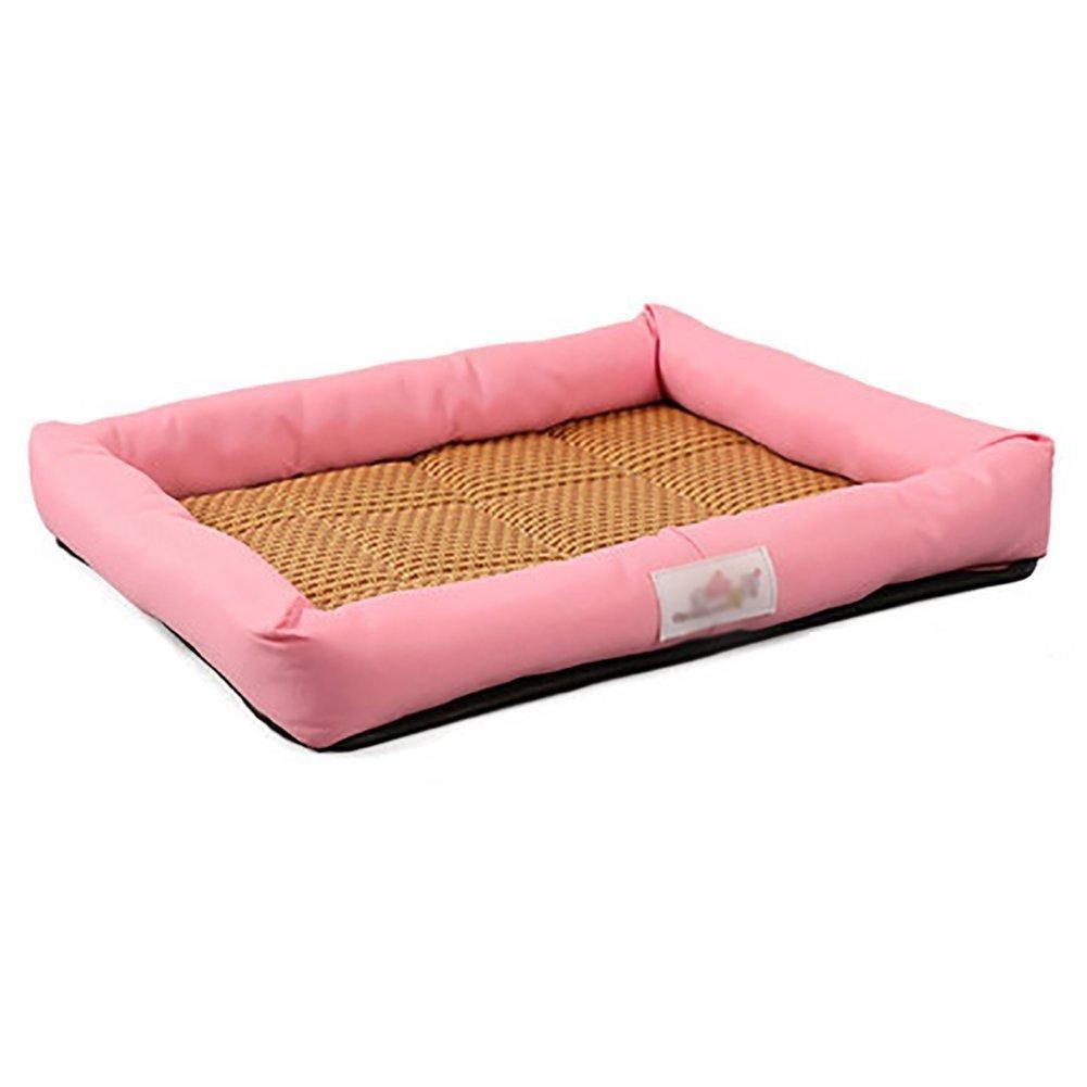 Ari_Mao Forniture per cani lettiere per gatti (colore  rosa, taglia