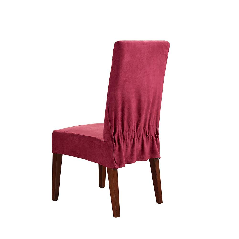 Amazon.com: Sure Fit suave ante Shorty silla de comedor ...