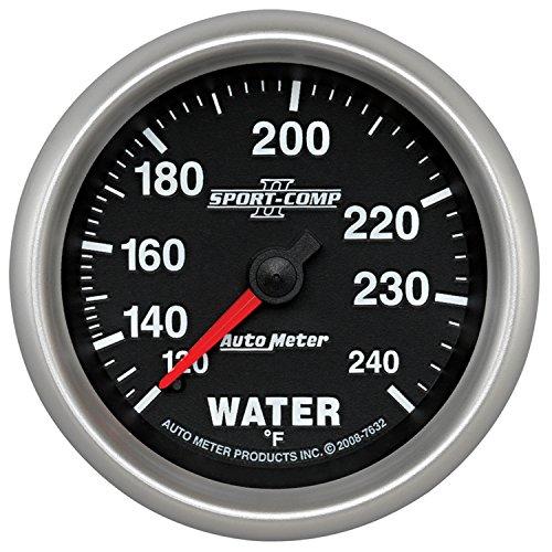 - Auto Meter 7632 Sport-Comp II 2-5/8