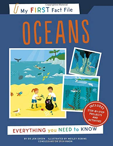 My First Fact File Oceans: Everything you Need to Know