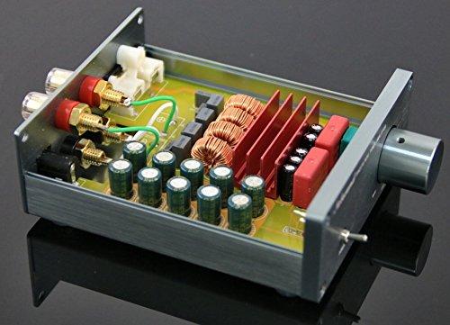 Dayton Audio DTA-120 Class T Digital Mini Amplifier 60 WPC (Black