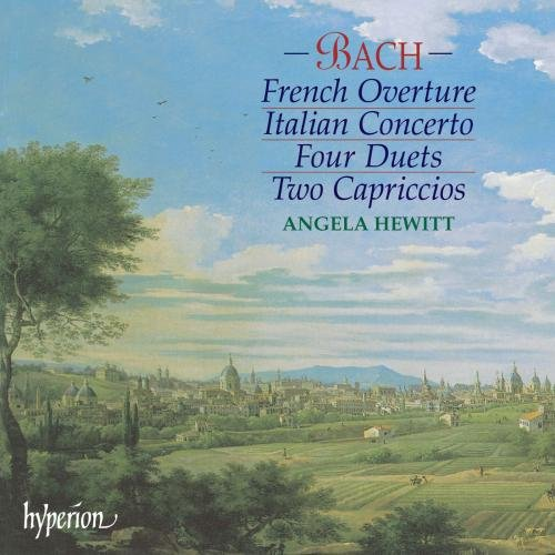 Bach: French Overture, Italian Concerto, etc by HYPERION