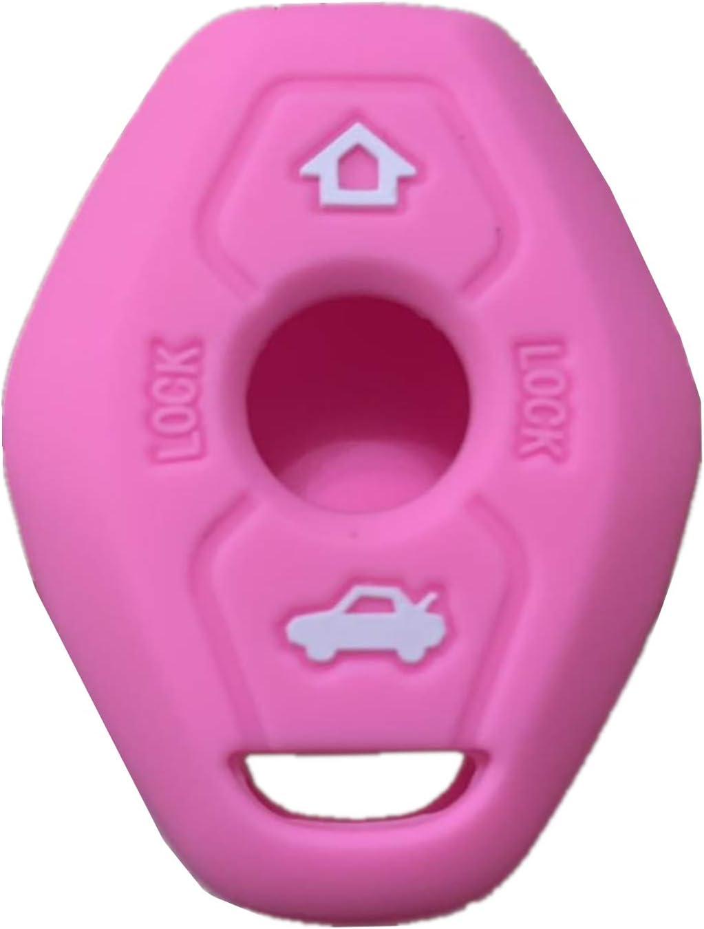 Rpkey Silicone Keyless Entry Remote Control Key Fob Cover Case protector For BMW 3 5 7 Series M3 M5 M6 X3 X5 Z3 Z4 Z8 LX8FZV