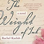 The Weight of Ink | Rachel Kadish